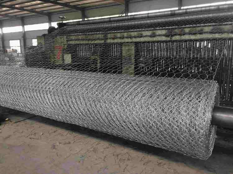 落石防护网工厂设施