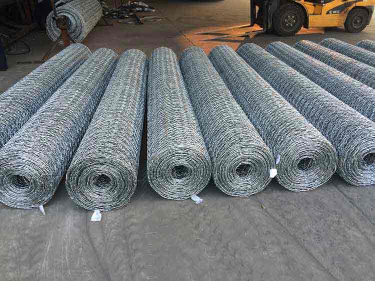 落石防护网优质原材料