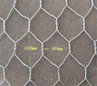 三拧石笼网尺寸展示