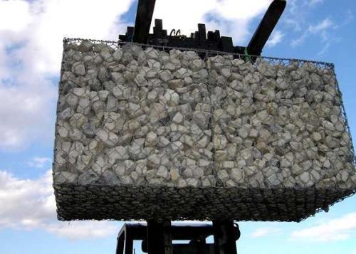 石笼网施工