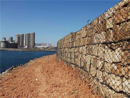 石笼网河流防护